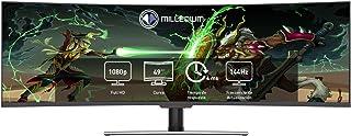 Millenium MD49 - Monitor Gaming Curvo de 49