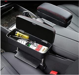 LFOTPP Kona Handschuhfach Armlehne Aufbewahrungsbox Center Console Armrest Storage Box Innen Blau
