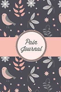 Pain Journal: Daily Track Triggers, Log Chronic Symptoms, Record Doctor & Personal Treatment, Management Information, Patt...