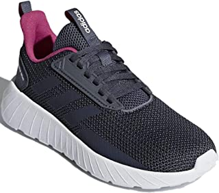 adidas Kid's Questar Drive Girls Running Shoes Trace Blue/Trace Blue/Real Magenta 2 Little Kid