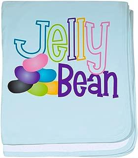CafePress Jelly Bean Baby Blanket, Super Soft Newborn Swaddle