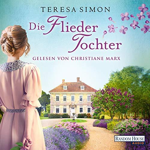 Die Fliedertochter audiobook cover art