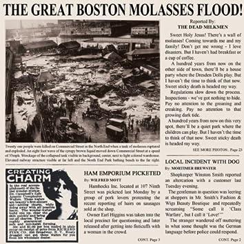 The Great Boston Molasses Flood