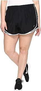 Nike Dry Tempo 3 Running Short Size 1X-3X Black/B