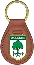O'Connor Family Crest Coat of Arms Key Chains