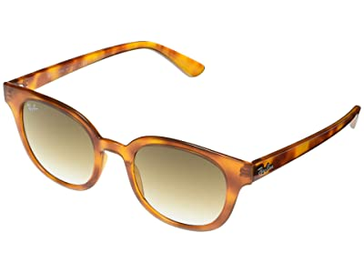 Ray-Ban RB4324 Square Sunglasses 50 mm