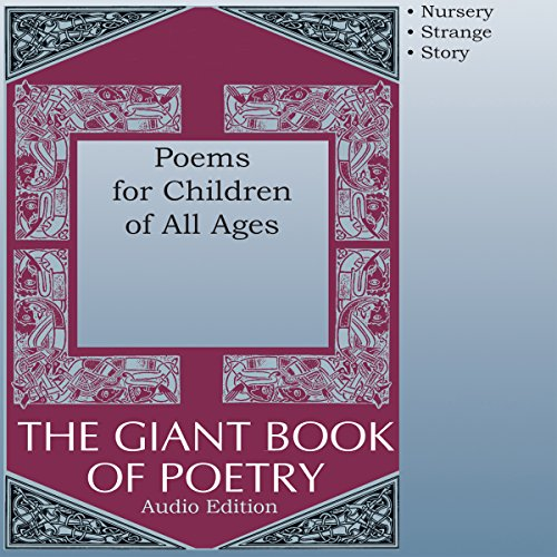 Poems for Children of All Ages audiobook cover art