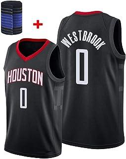 ملابس رياضية للرجال جيرسي نيو جيرسي ملابس كرة السلة للرجال Russell-Westbrook # 0