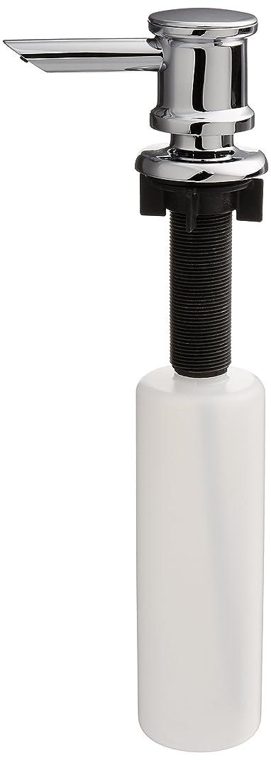 曲がった砂利民間人(Chrome) - Delta Faucet RP46114 Soap/Lotion Dispenser, Chrome