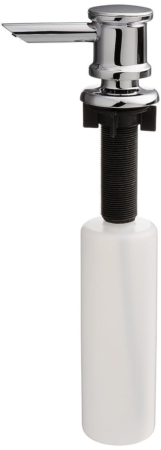 コウモリ聞くメディック(Chrome) - Delta Faucet RP46114 Soap/Lotion Dispenser, Chrome