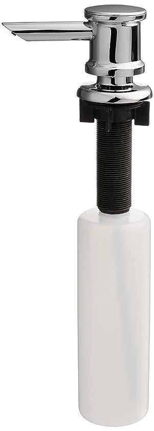 手なすのみ(Chrome) - Delta Faucet RP46114 Soap/Lotion Dispenser, Chrome