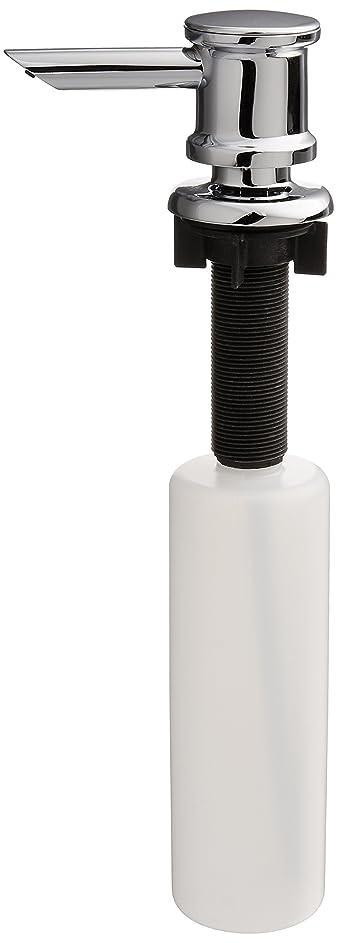 耐える対抗ベル(Chrome) - Delta Faucet RP46114 Soap/Lotion Dispenser, Chrome