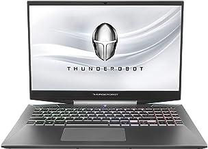 ThundeRobot Gaming Laptop - Intel Core i7-10750H 6 Core, GeForce RTX2060 Gaming Notebook, 16GB RAM,512GB SSD+1TB HDD, Chro...
