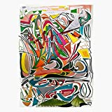 Architectural Chic Colour Lanzarote Pattern Color Retro