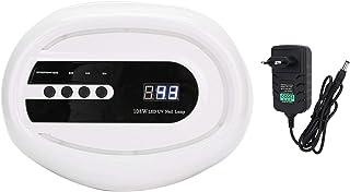 Lámpara de uñas LED, kit de gel de uñas de polietileno de varios tiempos, kit de uñas de gel de polietileno con luz ultravioleta de gel,(110~240V, European standard)