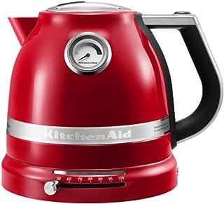 KitchenAid 5KEK1522EER Wasserkocher Serie Artisan, empire rot