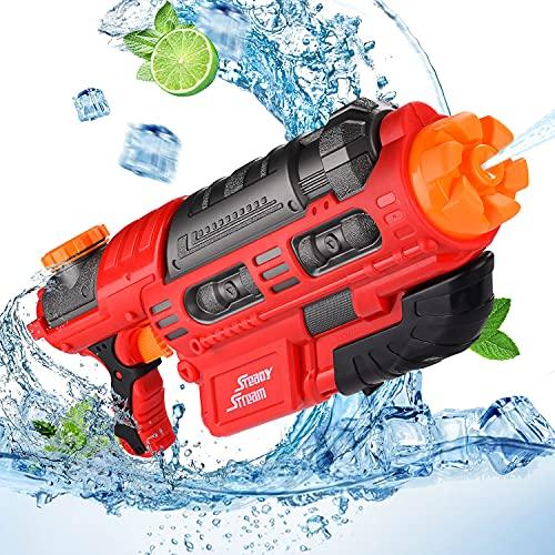 Herefun Pistola de Agua, Pistola de Agua para Niño Adulto de 8-10...