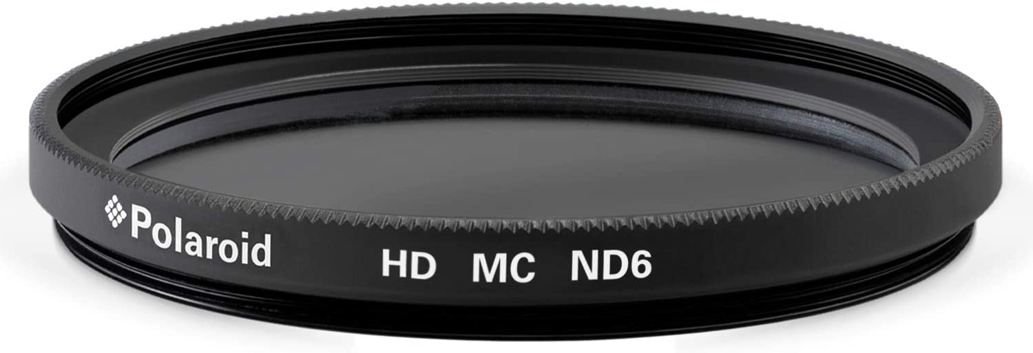Polaroid Optics 72mm Neutral Over item handling Density Safety and trust 0.6 Filter ND Compatible