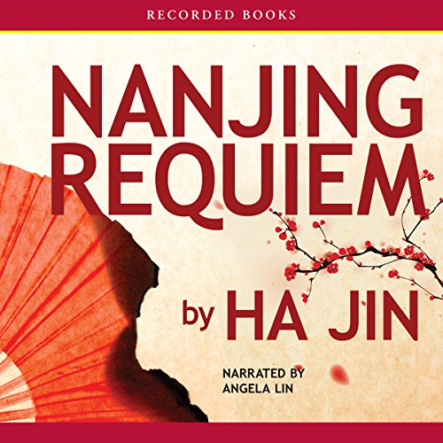 Nanjing Requiem audiobook cover art