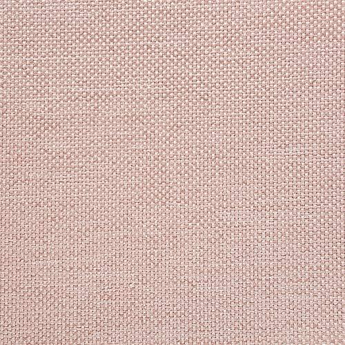 NOVELY® Oxford 330D | 1 lfm | Leinen Look Polyester PU wasserabweisend Mélange Polsterstoff (54 Zartrosa)
