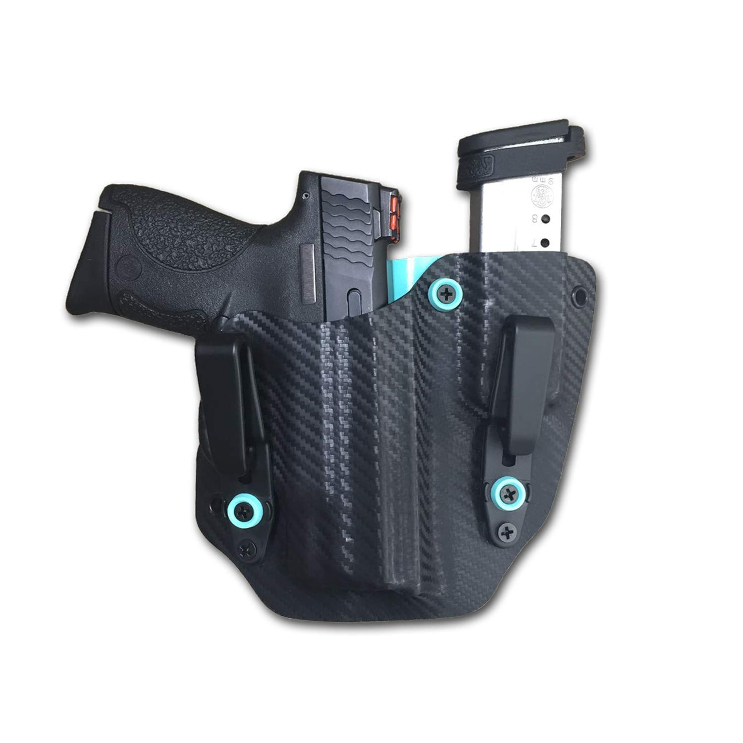 Elite Force Holsters Custom Holster - El Paso Mall fits New popularity G-Models Combo Carbon
