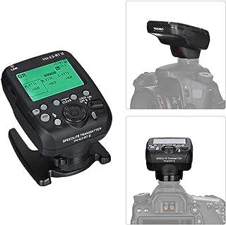 YONGNUO YN-E3-RT II On-Camera Flash Speedlite Transmitter Flash Trigger Compatible for ST-E3-RT/600EX-RT/YN-E3-RT/YN968EX-...