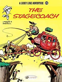 Lucky Luke - Volume 25 - The Stagecoach (Lucky Luke (English version)) by [René Goscinny]