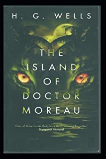 "The Island of Doctor Moreau ""Annotated"" (Penguin Classics)"
