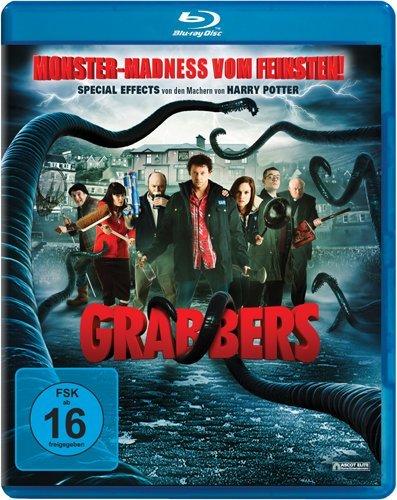 Grabbers (2012) ( Exogiino hangover ) (Blu-Ray)