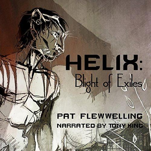 Helix audiobook cover art