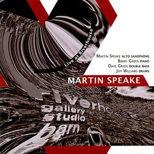 Martin Speake feat. Barry Green, Dave Green & Jeff Williams