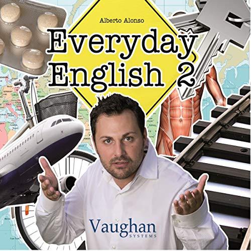 Diseño de la portada del título Everyday English 2