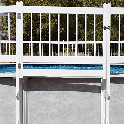 Protect-A-Pool Above Ground Pool Fence Gate Kit