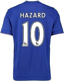 Adidas Chelsea 2015-2016 Home Jersey Hazard #10