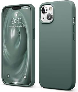 """elago Liquid Silicone Case Compatibel met iPhone 13 Hoesje (6.1""""), Complete Full Body Beschermhoes - Schokbestendig, Anti-..."""