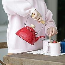Kookplaat Ketels 1.5L Dikke Email Pot Theepot Emaille Koeler Huishoudelijke Gasfornuis Inductie Fornuis Universele Pot, 1....