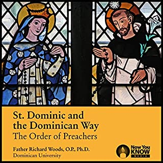 St. Dominic and the Dominican Way audiobook cover art