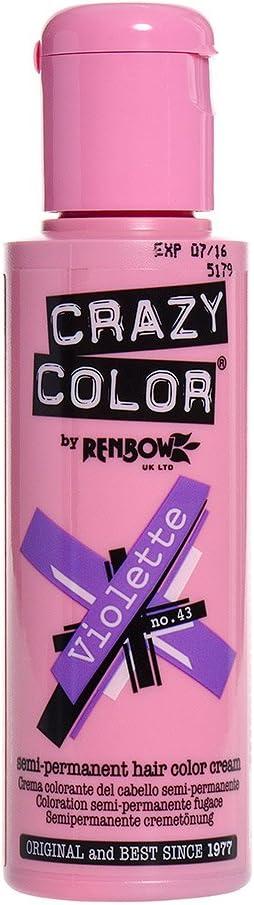 X2 Tinte Capilar Semi-Permanente Crazy Color 100ml (Canary ...