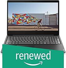 (Renewed) Lenovo Ideapad S145 Intel Core I3 8th Gen 15.6-inch FHD Thin and Light Laptop ( 8GB RAM / 1TB HDD / DOS / Black / 1.85 Kg),81MV0094IN