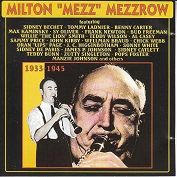 """Milton """"Mezz"""" Mezzrow"""