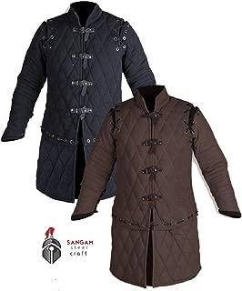 medieval gambeson jacket