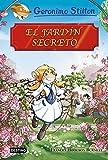 El jardín secreto: Grandes historias (Grandes historias Stilton)