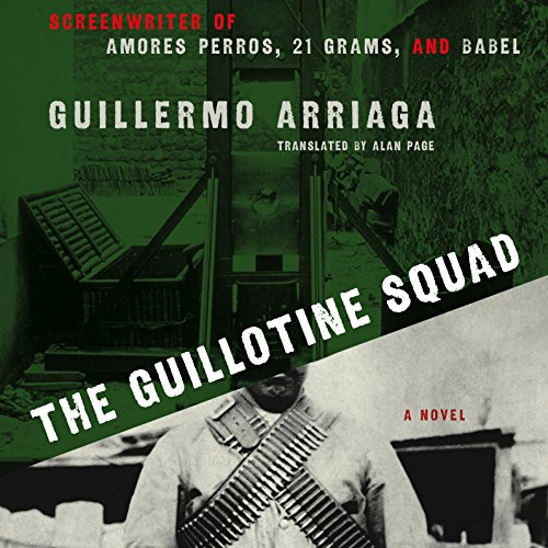 The Guillotine Squad audiobook cover art