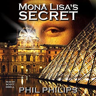 Mona Lisa's Secret audiobook cover art