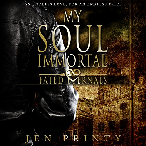 My Soul Immortal  audiobook cover art