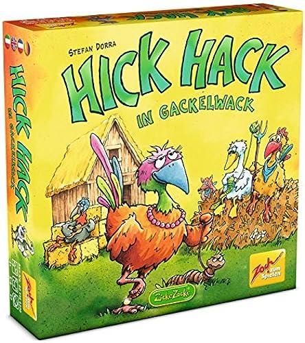 mas barato Zoch - Hick Hack Hack Hack In Gackelwack by Zoch  entrega rápida