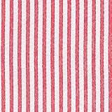 Fabulous Fabrics Seersucker gestreift – rot — Meterware