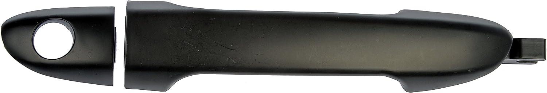 Dealing full price reduction Dorman 80752 Passenger Side Front Spasm price Exterior Door Handle Black