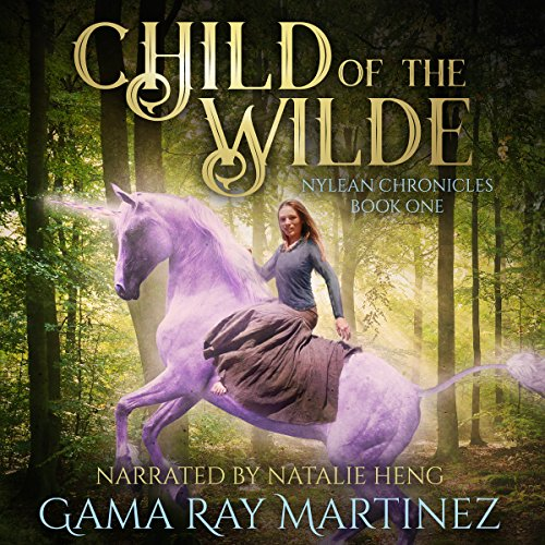 Child of the Wilde audiobook cover art