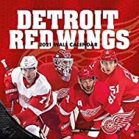 Detroit Red Wings 2021 Calendar